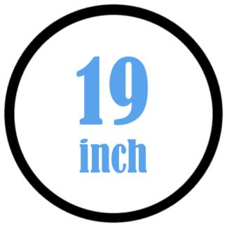19 inch