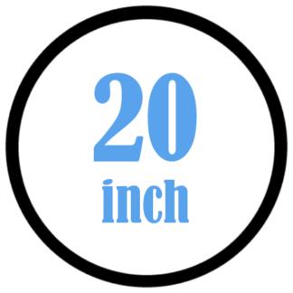 20 inch
