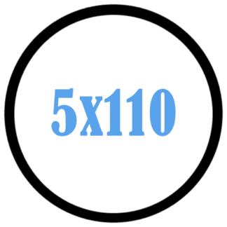 5x110