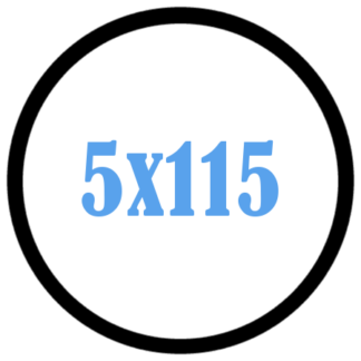 5x115