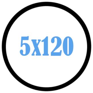 5x120